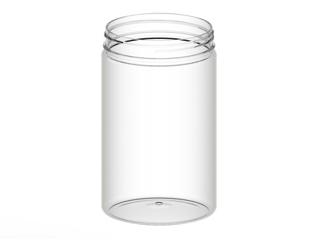 Słoik PET PU-0652 seria Cylindrical Packer poj. 1250 ml